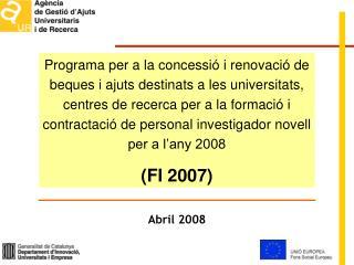 Abril 2008