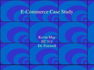 E-Commerce Case Study