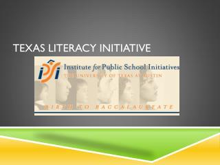 Texas Literacy Initiative