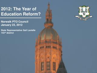 2012: The Year of Education Reform?