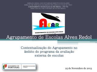 Agrupamento de Escolas Alves Redol