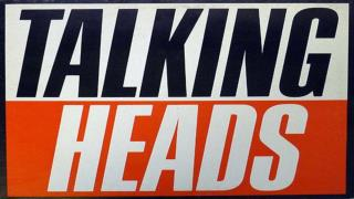 The Talking Heads Are:
