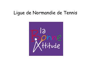 Ligue de Normandie de Tennis