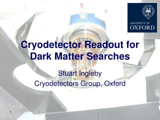 Cryodetector Readout for Dark Matter Searches