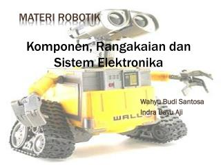 Materi Robotik