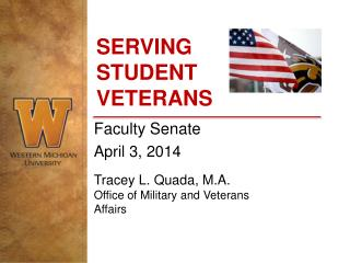 SERVING  STUDENT  VETERANS