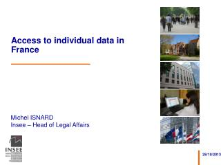 Access to individual data in France