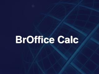 BrOffice Calc
