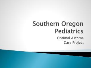 Southern Oregon Pediatrics