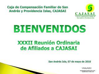 Caja de Compensación Familiar de San Andrés y Providencia Islas, CAJASAI
