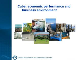 Cuba: economic performance and  business environment