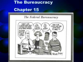 The Bureaucracy Chapter 15
