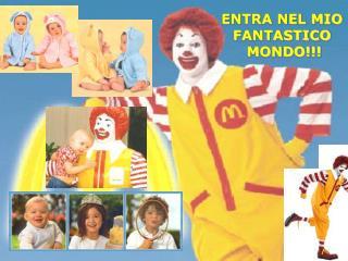 ENTRA NEL MIO  FANTASTICO  MONDO!!!