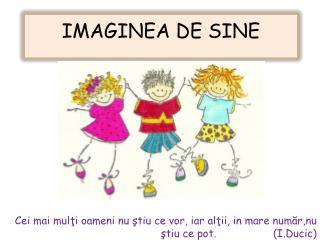 IMAGINEA DE SINE