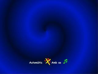 Automàtic  8 Amb so  ¯