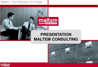 Maltem  – Your Business, Our People