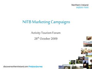 NITB Marketing Campaigns