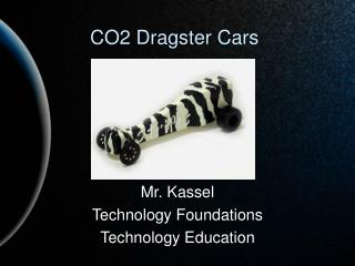 CO2 Dragster Cars