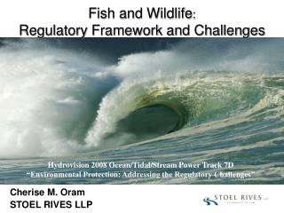 Fish and Wildlife :  Regulatory Framework and Challenges