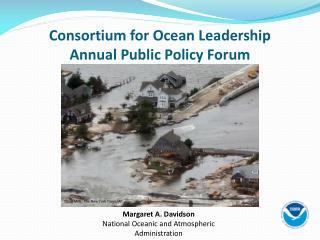 Consortium for Ocean Leadership  Annual Public Policy Forum