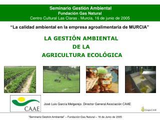 Seminario Gestión Ambiental Fundación Gas Natural