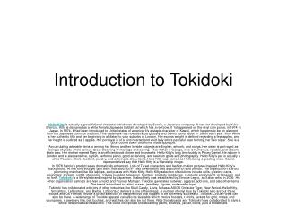 hello kitty, tokidoki