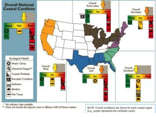 National Coastal Condition Report epa/owow/oceans/nccr/nccrfs.html