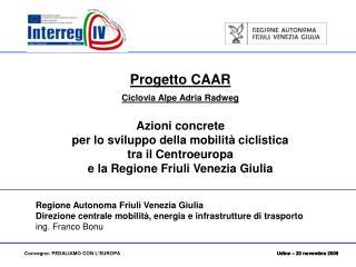 Udine – 20 novembre 2009