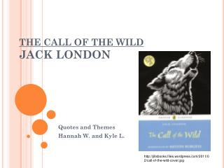 Call of the wild theme project