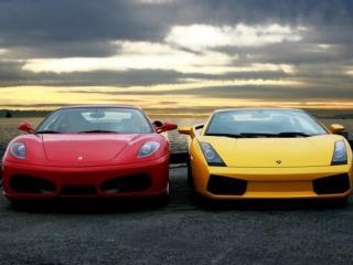 Italian Sports Cars Macchine Sportive