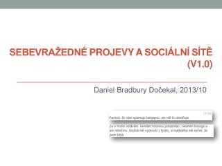 sebevražedné  projevy  a  sociální sítě (V1.0)