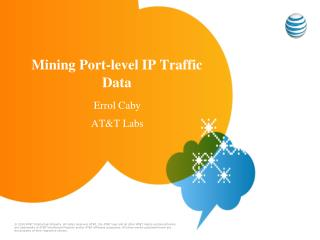 Mining Port-level IP Traffic Data