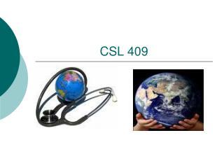 CSL 409