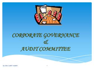 CORPORATE GOVERNANCE   & AUDIT COMMITTEE