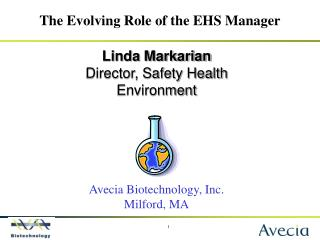 The Evolving Role of the EHS Manager