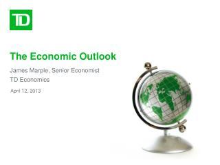 The Economic Outlook