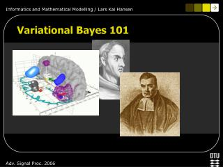 Variational Bayes 101