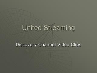 United Streaming