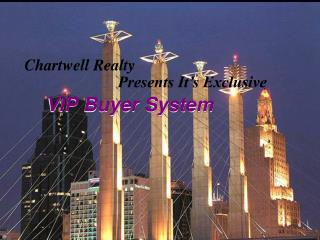 VIP Buyer System