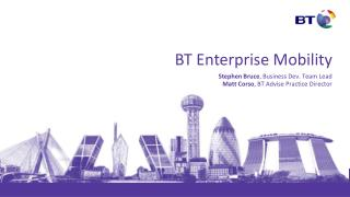 BT Enterprise Mobility