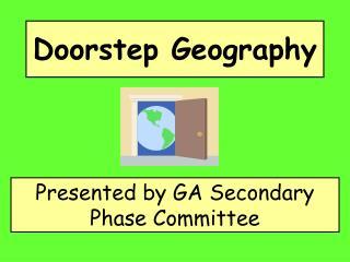 Doorstep Geography