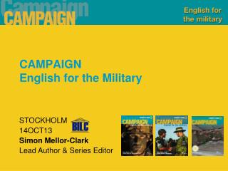 CAMPAIGN English for the Military