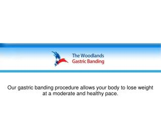 Laparoscopic Gastric Banding Woodlands