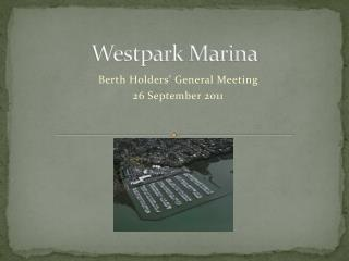 Westpark Marina
