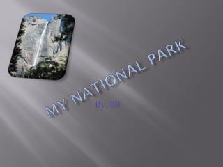 MY National Park