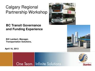 Calgary Regional Partnership Workshop