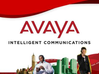 2007 Avaya Inc. All rights reserved.