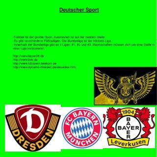 Deutscher Sport