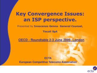 ECTA European Competitive Telecoms Association