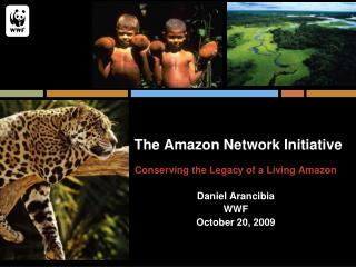The Amazon Network Initiative